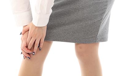 【脚・ひざ】ヒザの痛みイメージ